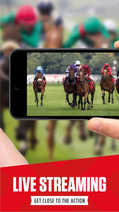 mobile application Ladbrokes
