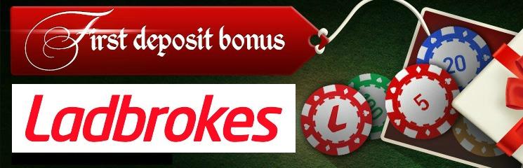 live poker bonus Ladbrokes